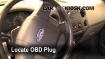 2007 Ford F-150 XL 4.2L V6 Standard Cab Pickup (2 Door) Compruebe la luz del motor