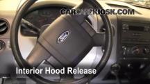2007 Ford F-150 XL 4.2L V6 Standard Cab Pickup (2 Door) Capó