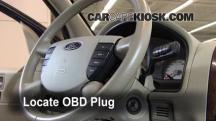 2007 Ford Freestyle Limited 3.0L V6 Check Engine Light