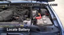 2007 Ford Ranger FX4 4.0L V6 (4 Door) Battery
