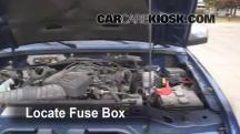 1999 Ford Ranger XLT 4.0L V6 Extended Cab Pickup (4 Door) Fuse (Engine)