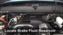 2007 GMC Sierra 1500 SLE 4.8L V8 Extended Cab Pickup (4 Door) Brake Fluid