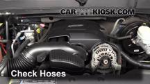 2007 GMC Sierra 1500 SLE 4.8L V8 Extended Cab Pickup (4 Door) Hoses