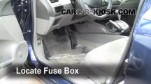 2007 Honda Civic LX 1.8L 4 Cyl. Sedan (4 Door) Fuse (Interior)