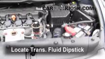 2007 Honda Civic LX 1.8L 4 Cyl. Sedan (4 Door) Transmission Fluid