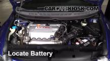 2007 Honda Civic Si 2.0L 4 Cyl. Coupe (2 Door) Battery