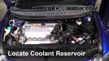 2007 Honda Civic Si 2.0L 4 Cyl. Coupe (2 Door) Fluid Leaks