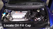 2007 Honda Civic Si 2.0L 4 Cyl. Coupe (2 Door) Oil