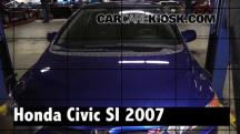 2007 Honda Civic Si 2.0L 4 Cyl. Coupe (2 Door) Review