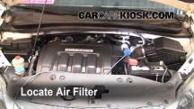 2007 Honda Odyssey EX 3.5L V6 Air Filter (Engine)