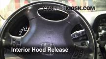 2007 Honda Odyssey EX 3.5L V6 Capó