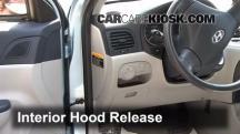 2007 Hyundai Accent SE 1.6L 4 Cyl. Capó