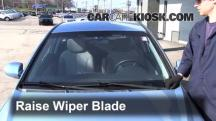 2007 Hyundai Accent SE 1.6L 4 Cyl. Windshield Wiper Blade (Front)