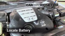 2007 Hyundai Azera SE 3.8L V6 Battery