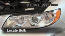 2007 Hyundai Azera SE 3.8L V6 Lights