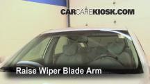 2007 Hyundai Azera SE 3.8L V6 Windshield Wiper Blade (Front)