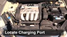 2007 Kia Optima EX 2.4L 4 Cyl. Air Conditioner