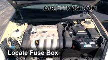 2007 Kia Optima EX 2.4L 4 Cyl. Fuse (Engine)