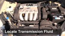 2007 Kia Optima EX 2.4L 4 Cyl. Transmission Fluid