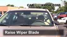 2007 Kia Optima EX 2.4L 4 Cyl. Windshield Wiper Blade (Front)