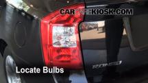 2007 Kia Rondo LX 2.4L 4 Cyl. Lights