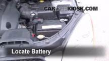 2007 Kia Rondo LX 2.7L V6 Battery