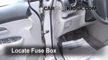 2007 Kia Rondo LX 2.7L V6 Fuse (Interior)