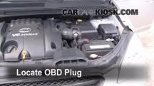 2007 Kia Rondo LX 2.7L V6 Compruebe la luz del motor