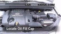 2007 Kia Rondo LX 2.7L V6 Oil