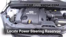 2007 Kia Rondo LX 2.7L V6 Líquido de dirección asistida
