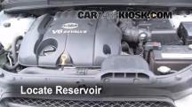 2007 Kia Rondo LX 2.7L V6 Líquido limpiaparabrisas