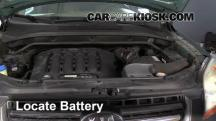 2008 Kia Sportage LX 2.0L 4 Cyl. Battery