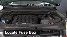 2007 Kia Sportage LX 2.7L V6 Fuse (Engine)