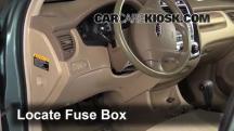 2007 Kia Sportage LX 2.7L V6 Fuse (Interior)