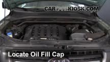 2007 Kia Sportage LX 2.7L V6 Oil