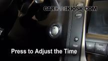 2007 Lexus GS350 3.5L V6 Reloj