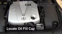2007 Lexus GS350 3.5L V6 Oil