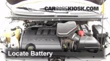2007 Lincoln MKX 3.5L V6 Battery
