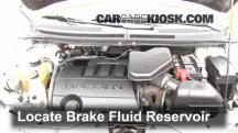 2007 Lincoln MKX 3.5L V6 Brake Fluid