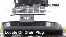 2007 Lincoln MKX 3.5L V6 Oil