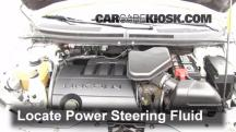2007 Lincoln MKX 3.5L V6 Power Steering Fluid