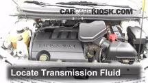 2007 Lincoln MKX 3.5L V6 Transmission Fluid