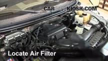 2007 Lincoln Mark LT 5.4L V8 Air Filter (Engine)