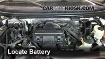 2007 Lincoln Mark LT 5.4L V8 Battery