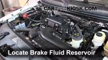 2007 Lincoln Mark LT 5.4L V8 Brake Fluid