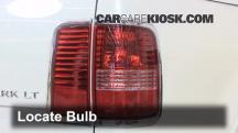 2007 Lincoln Mark LT 5.4L V8 Luces