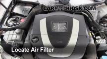 2007 Mercedes-Benz C230 Sport 2.5L V6 FlexFuel Air Filter (Cabin)