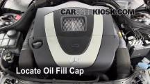 2007 Mercedes-Benz C230 Sport 2.5L V6 Oil