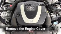 2007 Mercedes-Benz C230 Sport 2.5L V6 FlexFuel Power Steering Fluid