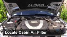 2007 Mercedes-Benz C280 4Matic 3.0L V6 Air Filter (Cabin)
